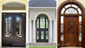 formal front door ideas & Timeless Front Door Ideas for Different Home Styles - Mr Rogers Windows