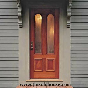 Types of Wood and Finishes for Your Entry Door - Mr Rogers Windows