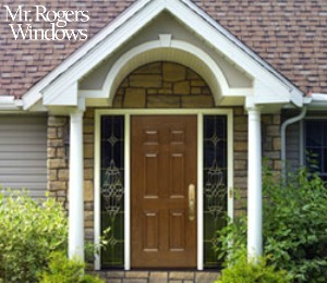 How much does exterior door installation cost mr rogers windows How much to install an exterior door