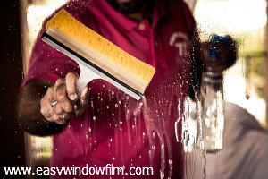 window film cleaning