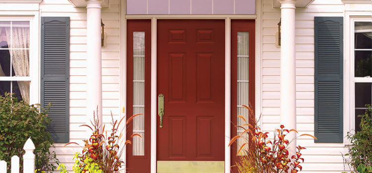 6 Easy Steps For Removing Rust From Metal Doors