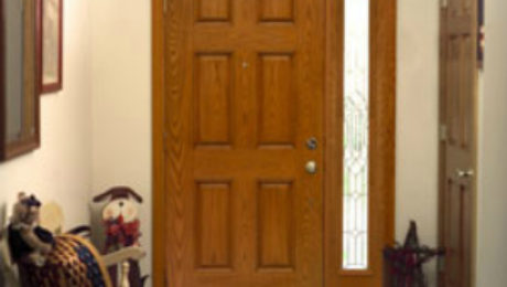 Photo of a Door