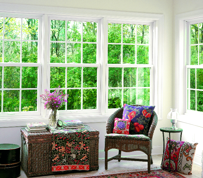 Replacement double hung windows in virginia beach mr for Andersen 400 series double hung windows cost