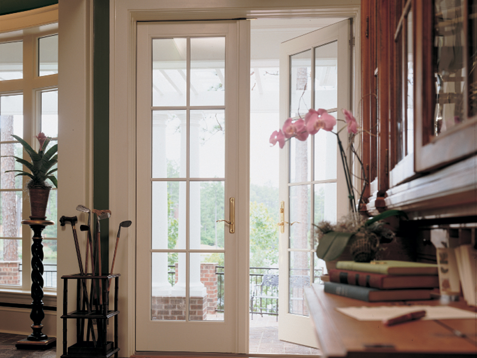 Hinged French Door Gallery