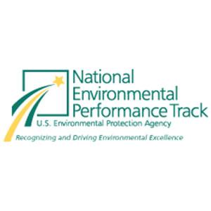 National Environmental Performance Track Logo