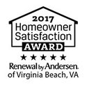 Homeowners Satisfaction Award
